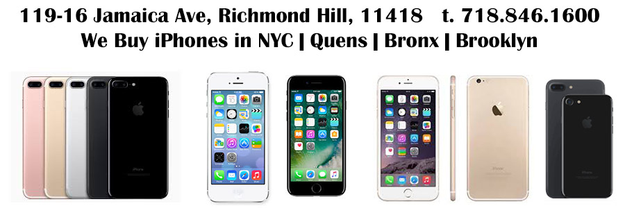 Sell iPhone NYC | iPhone Buyers Queens | iPad Buyers Manhattan | Electronic Store New York City